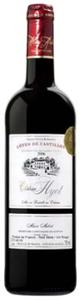 Château Hyot 2010, Ac Côtes De Bordeaux, Castillon Bottle