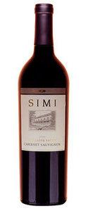 Simi Cabernet Sauvignon 2009, Alexander Valley, Sonoma County Bottle