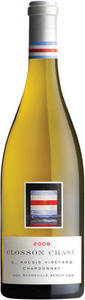 Closson Chase S. Kocsis Vineyard Chardonnay 2010, VQA Beamsville Bench, Niagara Peninsula Bottle