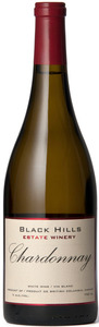 Black Hills Chardonnay 2010, BC VQA Okanagan Valley Bottle