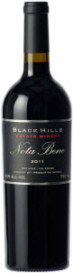 Black Hills Nota Bene 2011, BC VQA Okanagan Valley Bottle