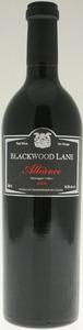 Blackwood Alliance 2007, BC VQA Fraser Valley Bottle