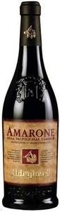 Aldegheri Amarone Della Valpolicella Classico 2006, Doc Bottle