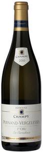 Champy Pernand Vergelesses En Caradeux Premier Cru 2010 Bottle