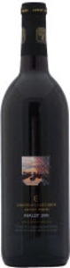 Calona Merlot Artist Series 2007, BC VQA Okanagan Valley Bottle