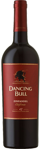 Dancing Bull Zinfandel 2010, California Bottle