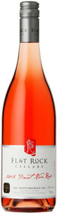 Flat Rock Cellars Pinot Noir Rosé 2012, VQA Twenty Mile Bench, Niagara Peninsula Bottle