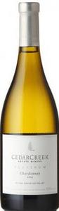 CedarCreek Platinum Chardonnay 2009 Bottle