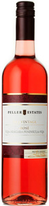 Peller Estates Private Reserve Rosé 2012, Niagara On The Lake Bottle