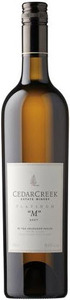 "CedarCreek Platinum ""M"" 2007, BC VQA Okanagan Valley Bottle"