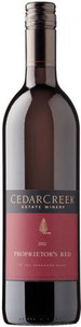 CedarCreek Proprietor's Red 2012, BC VQA Okanagan Valley Bottle