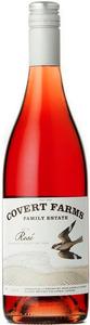 Covert Farms Rosé 2012, BC VQA Okanagan Valley Bottle