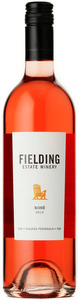 Fielding Estate Rosé 2012, VQA Niagara Peninsula Bottle