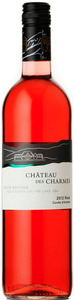 Chateau Des Charmes Rosé Cuvee D'andree 2012, Niagara On The Lake Bottle