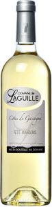 Domaine De Laguille Petit Manseng 2010, Vin De Pays Des Côtes De Gascogne Bottle