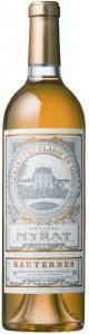 Château De Myrat 2007, Ac Barsac, 2e Cru (375ml) Bottle