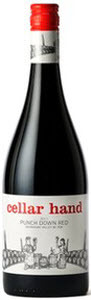 Black Hills Cellar Hand Punch Down Red 2011, BC VQA Okanagan Valley Bottle