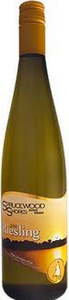 Sprucewood Shores Riesling 2012, Lake Erie North Shore Bottle