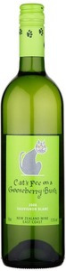 Cat's Pee On A Gooseberry Bush Sauvignon Blanc 2011 Bottle