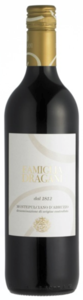 Dragani Montepulciano D'abruzzo 2012 Bottle