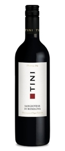 Tini Sangiovese Di Romagna 2011, Sangiovese Di Romagna Bottle