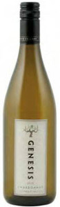 Hogue Cellars Genesis Chardonnay 2010, Columbia Valley Bottle