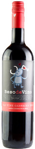 Beso De Vino Old Vine Garnacha 2010 Bottle