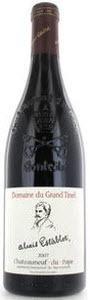 Domaine Du Grand Tinel Alexis Establet Châteauneuf Du Pape 2010, Ac Bottle