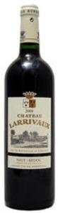 Château Larrivaux 2009, Ac Haut Médoc Bottle