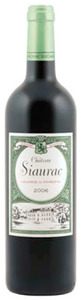 Château Siaurac 2005, Ac Lalande De Pomerol Bottle