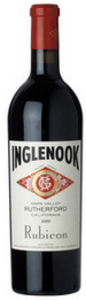 Inglenook Rubicon Cabernet Sauvignon 1999, Rutherford, Napa Valley Bottle