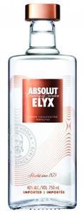 Absolut   Elyx, Sweden Bottle