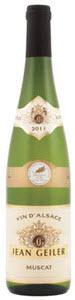Jean Geiler Muscat Reserve Particuliere 2011 Bottle