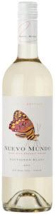 Nuevo Mondo Sauvignon Blanc Organic 2012, Maipo Valley Bottle