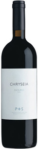 Chryseia 2007 Bottle
