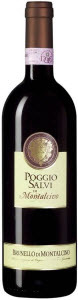 Poggio Salvi Brunello Di Montalcino 2004 Bottle