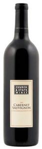 Church & State Cabernet Sauvignon 2010, BC VQA Okanagan Valley Bottle