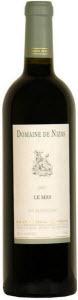 Domaine De Nizas Le Mas 2007, Vin De Pays D'oc Bottle
