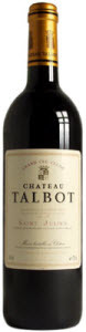 Château Talbot 2008, Ac St Julien Bottle