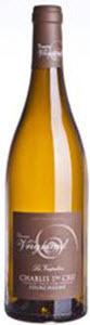 Domaine Vrignaud Les Vaupulans Chablis Fourchaume Premier Cru 2011 Bottle