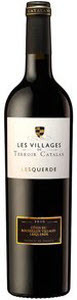 Les Villages De Terroir Catalan Lesquerde 2010, Côtes Du Roussillon Bottle
