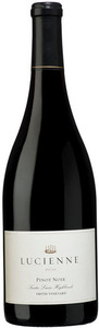 Lucienne Smith Vineyard Pinot Noir 2010, Santa Lucia Highlands, Monterey County Bottle
