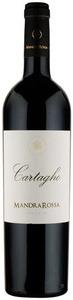 Mandrarossa Cartagho 2009, Igt Sicilia Bottle