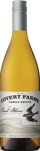 Covert Farms Pinot Blanc 2012, BC VQA Okanagan Valley Bottle