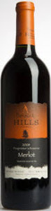 Desert Hills Merlot Prsv 2008, BC VQA Okanagan Valley Bottle