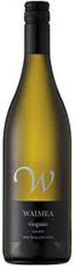 Waimea Viognier 2010, Nelson, South Island Bottle