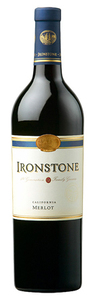 Ironstone Merlot 2011, California Bottle