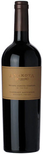 Anakota Helena Dakota Vineyard Cabernet Sauvignon 2008, Knights Valley, Sonoma County, California Bottle