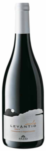 Fazio Levantio Insolia 2011, Doc Erice Bottle