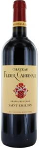 Château Fleur Cardinale 2009, Ac St Emilion Grand Cru Classé Bottle